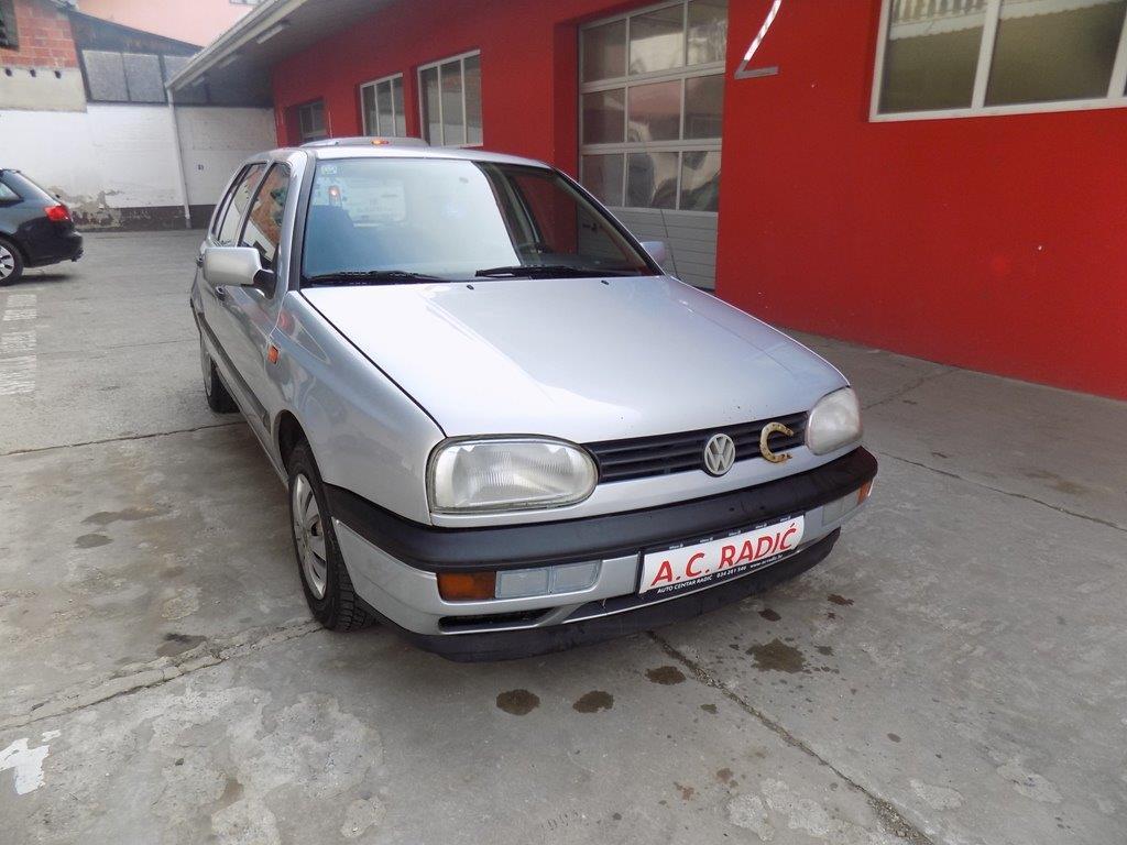 VW Golf III GL - POVOLJNO - NOVA REGISTRACIJA - AC Radić